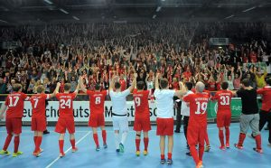 Futsal als Leistungssport