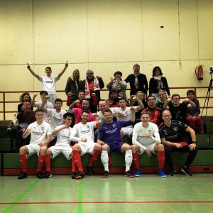 Futsal I Hart erkämpftes 10:3 in Mülheim