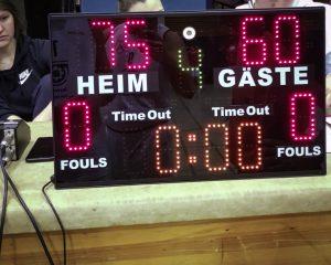 Basketball I HP Baskets mit dominantem Heimsieg