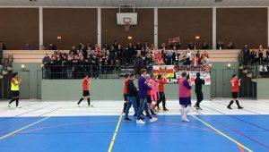 Futsal I 3:3 – Leistungssteigerung nach der Pause wird nicht belohnt