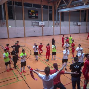 Futsal I Enttäuschende Leistung und 8:9-Niederlage bei Fortuna