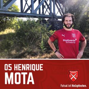 Futsal I Mota kommt aus Münster –Mittwoch Trainingsauftakt