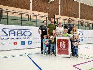 Futsal I SABO Elektronik wird Sponsor der Holzpfosten