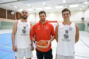 Basketball I Ein neues Duo für Coach Arne Wellner