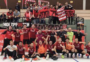 Futsal I Mit großer Moral zum ersten Heimsieg