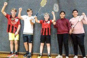 Badminton I Holzpfosten und TFG haben jetzt zwei Teams am Start